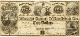Two Dollar Canal Note