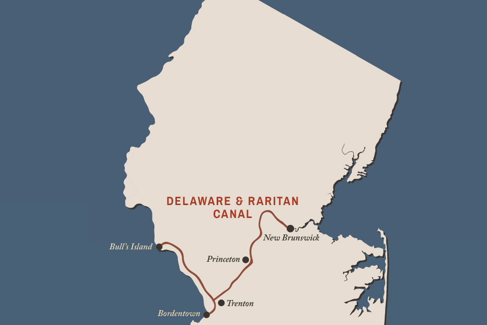 Delaware and Raritan Canal – Canal Society of New Jersey